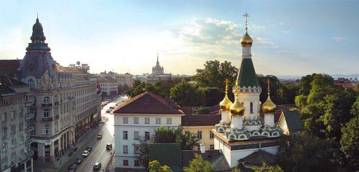 София – неостаряващият град